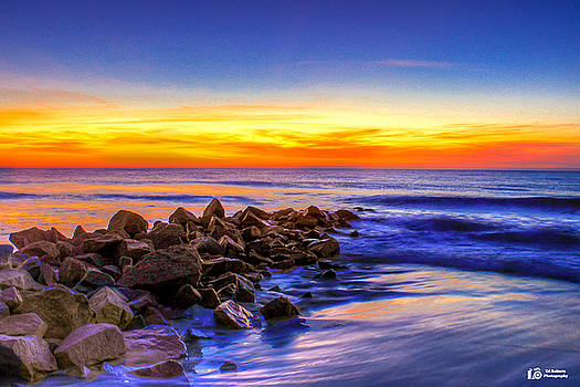 Peaceful Sunrise by Ed Roberts