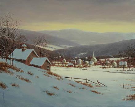 Peaceful Valley by Barry DeBaun