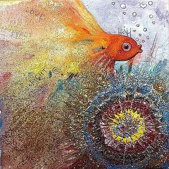 Peace,love,Light  by Nino Gabashvili