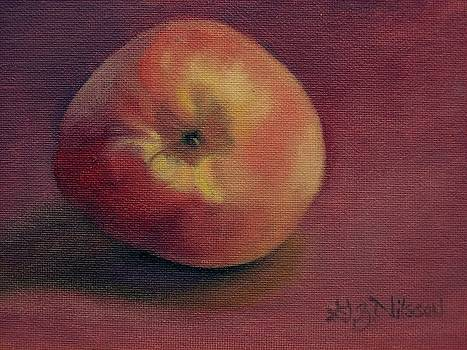 Peach by Gloria Nilsson