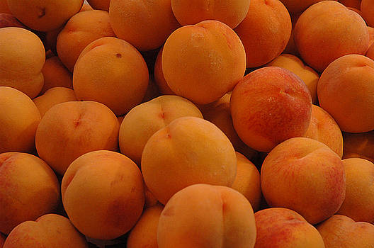 Peaches by Al Junco