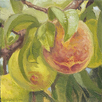 Peaches by Christopher James
