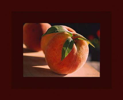 Peaches by Marija Djedovic