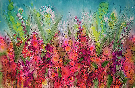 Peachy Keen by Shirley Sykes Bracken
