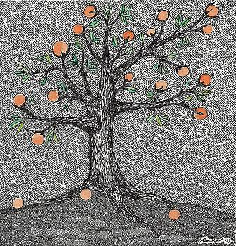 Peachy by Melanie Rochat