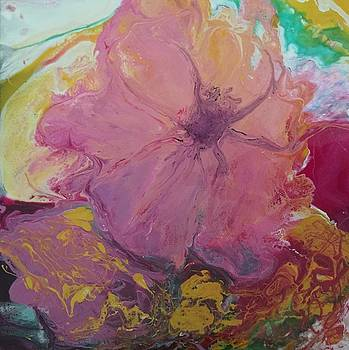 Peachy Pink by Sharon Attaway