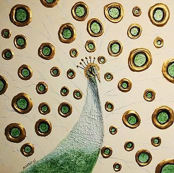 Peacock by Edwin Alverio