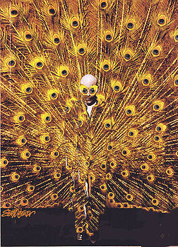 Peacock Man by Seth Weaver