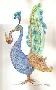 Peacock by Umesh UV
