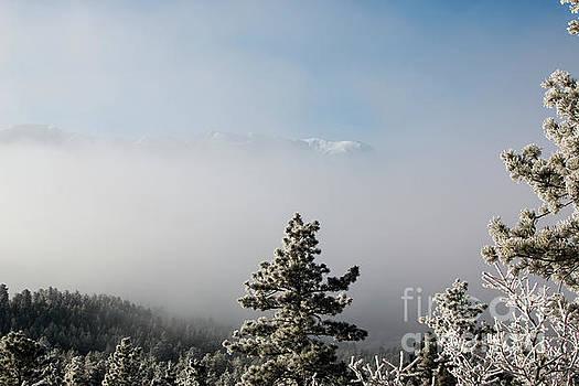 Steve Krull - Peak in the Clouds