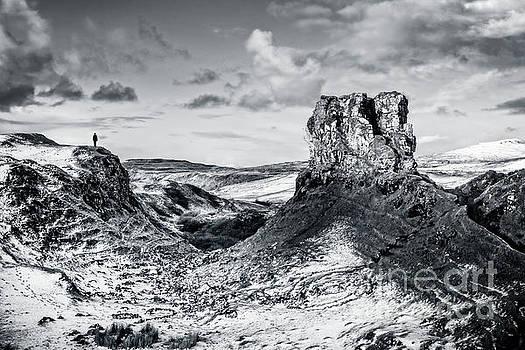 Peak Of Imagination by Evelina Kremsdorf