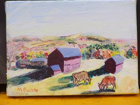 Peaking by Margaret Buchte