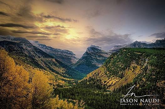 Peaks by Jason Naudi