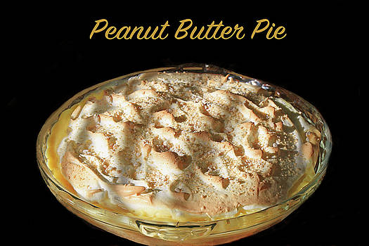 Peanut Butter Pie by Donna Kennedy