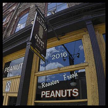 Peanut Depot Poster by Just Birmingham
