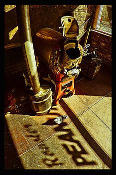 Peanut Roaster Poster by Just Birmingham