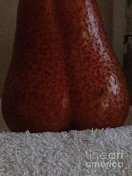 Pear Bottom by Iris Newman