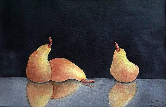 Pear Down by Sharon Steinhaus