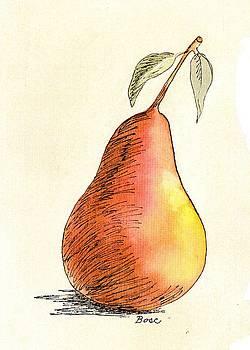 Pear by Melody Allen