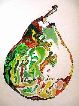Pear by Sacha Grossel