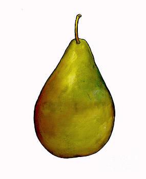 Sarah Thompson-Engels - Pear