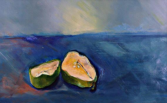Pear Split by Daun Soden-Greene