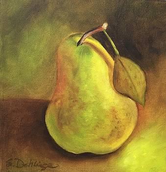 Pear Study  by Susan Dehlinger
