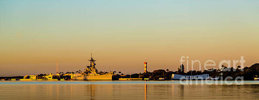 Jon Burch Photography - Pearl Harbor Dawn