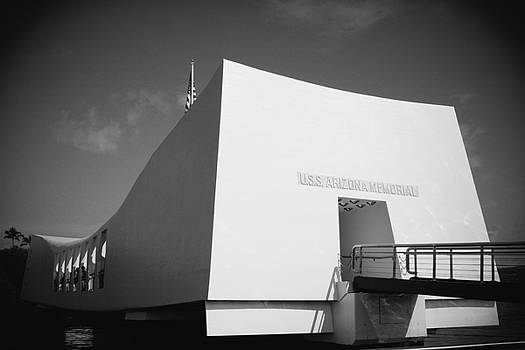 MARVIN JIMENEZ - Pearl Harbor Memorial