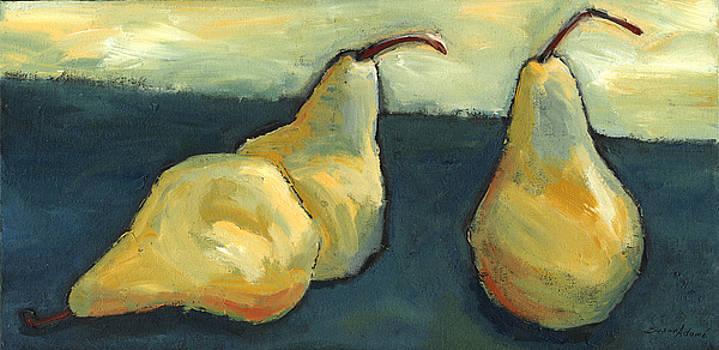 Pears A Plenty by Susan Adame