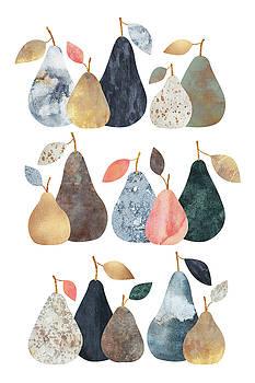 Pears by Elisabeth Fredriksson
