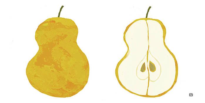 Pears by Lisa Weedn