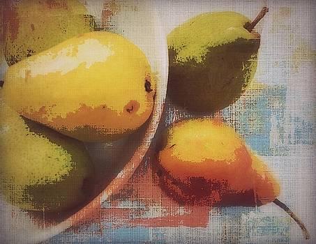 Pears by Stephanie Calhoun