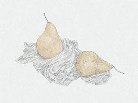 Pears by Tara Poole