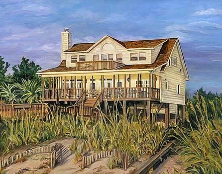 Pearson's Beach House by Cheryl Pass
