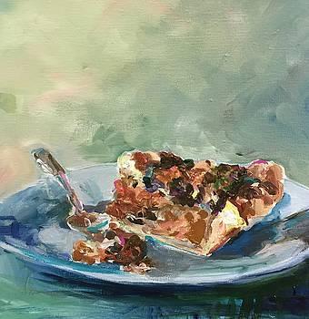 Pecan Pie by Karen Ahuja