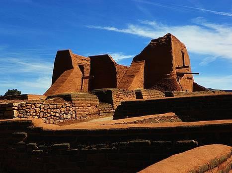 Pecos New Mexico by Joseph Frank Baraba