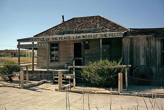 Pecos Taxes by Hazel Rice