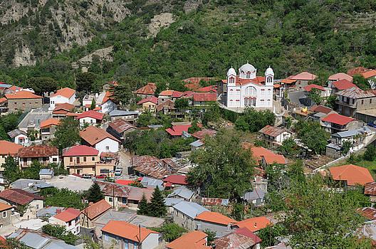 Pedoulas Village, Cyprus by Jeremy Voisey