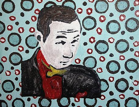 Pee Wee Herman by April Harker