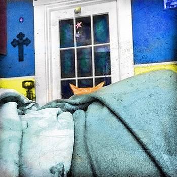 Peeking by Cathy Peterson