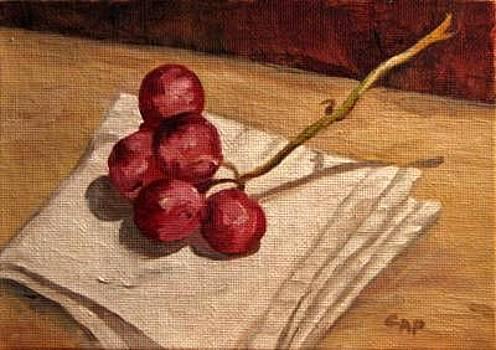 Peel Me A Grape by Cheryl Pass