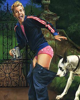 Peeping Perez Starring Perez Hilton by Paul Richmond