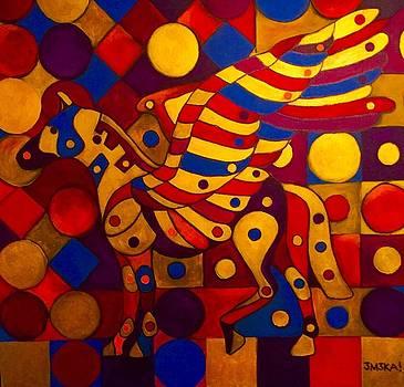 Pegasus by Emeka Okoro