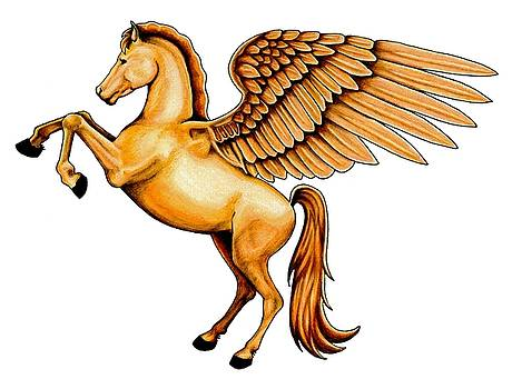 Pegasus by Sheryl Unwin
