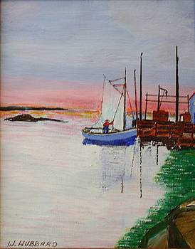 Bill Hubbard - Peggys Cove Nova Scotia