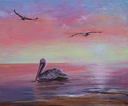 Pelican Bay by Ruth Kamenev