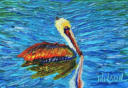 Pelican Beauty by Chrys Wilson