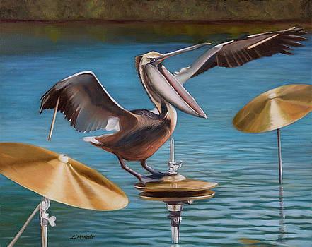 Pelican Crash by Loretta McNair