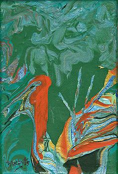 Donna Blackhall - Pelican Pride